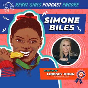 Simone Biles Read by Lindsey Vonn