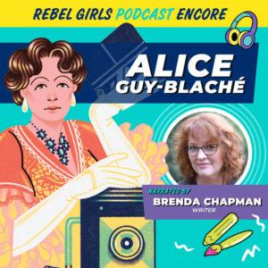 Alice Guy-Blache Read by Brenda Chapman