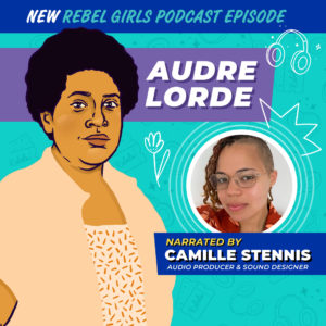 Audre Lorde Read by Camille Stennis