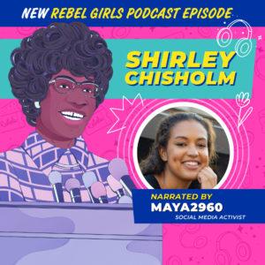 Shirley Chisholm Read by Maya2960